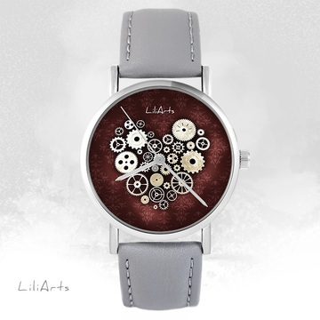 LiliArts watch - Steampunk...