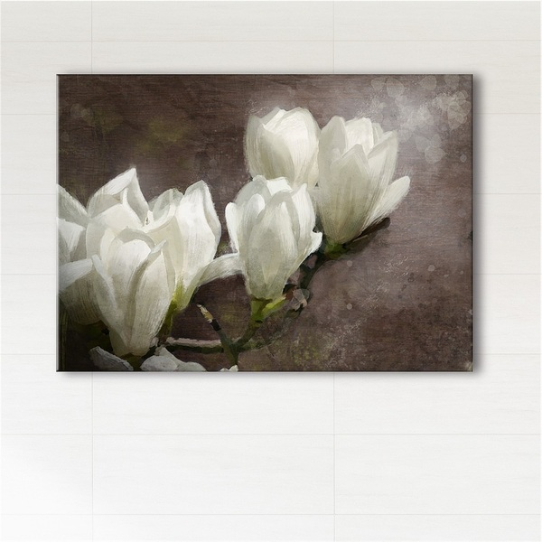 Obraz - Magnolia  - wydruk na płótnie