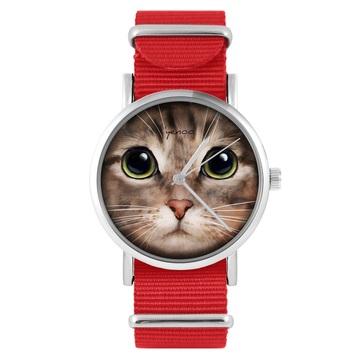 Yenoo watch - Tiger cat -...