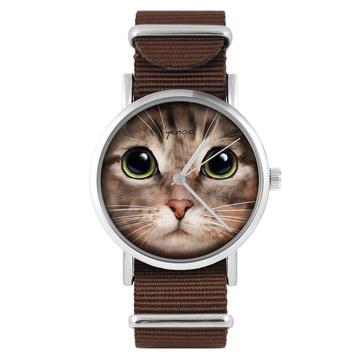 Yenoo watch - Tiger kitten...