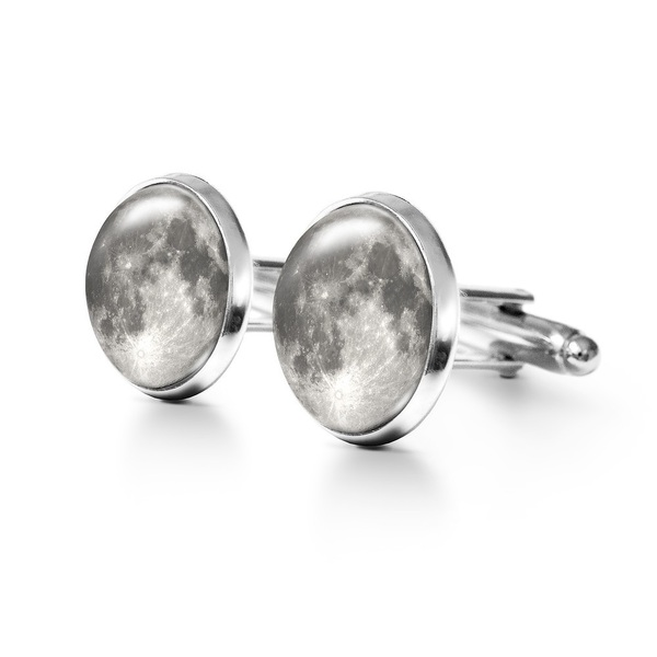 Yenoo Cufflinks - Moon