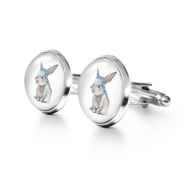 Yenoo Cufflinks - Hare