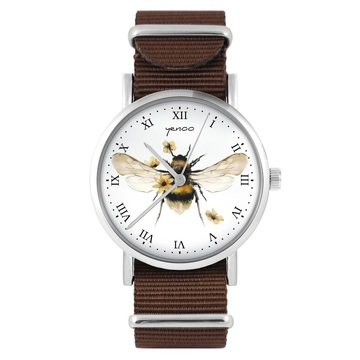 Yenoo watch - Bee natural -...
