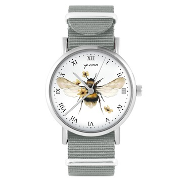 Yenoo watch - Bee natural -...