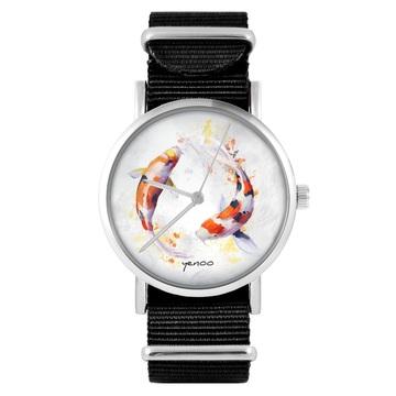 Yenoo watch - Koi Carps -...