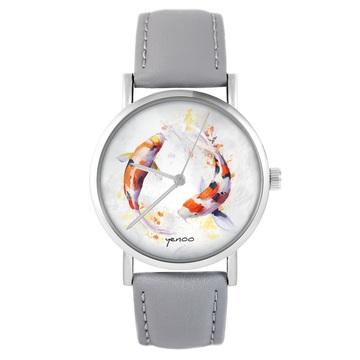 Zegarek yenoo - Karpie Koi...