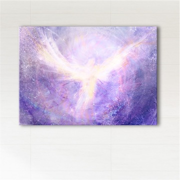 Painting - Angel contact -...