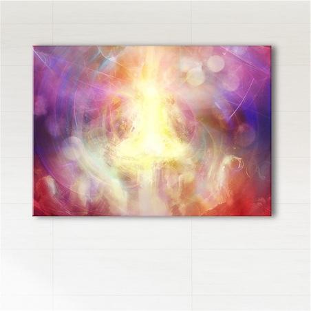 Painting - Illumination - print on canvas