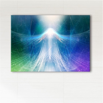 Painting - Release - print...