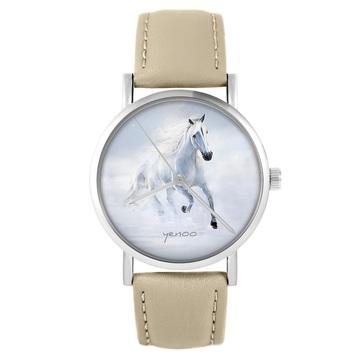 yenoo watch - White running...