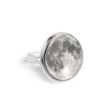 Yenoo ring 18mm - Moon