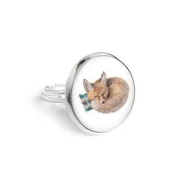 Yenoo ring 18mm - Fox