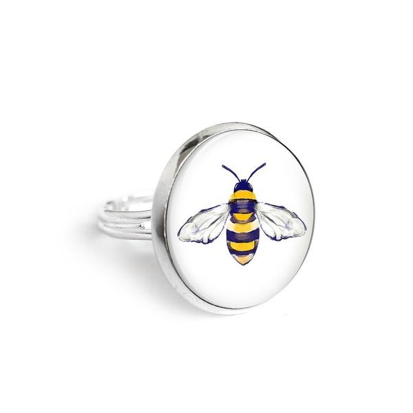 Yenoo ring 18mm - Bee