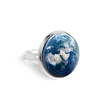 Yenoo ring 18mm - Earth