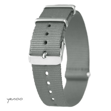 Watch strap - nato, gray