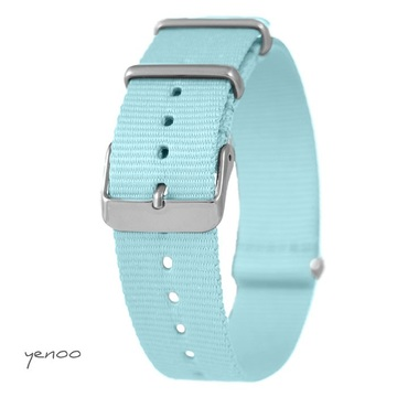 Watch strap - nato, blue