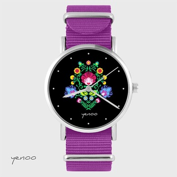 Watch - Folk, Magenta, nato