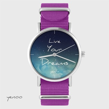Watch - Live Your Dreams,...