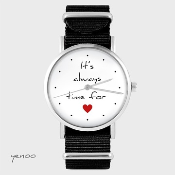 Watch - It`s always time...