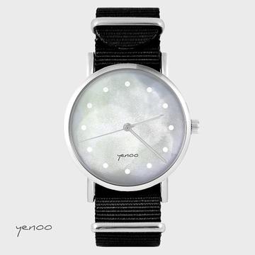 Watch - Grey, Black, nylon