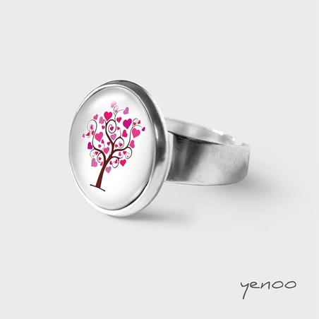 Ring - Love tree