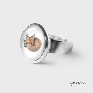 Ring - Little fox