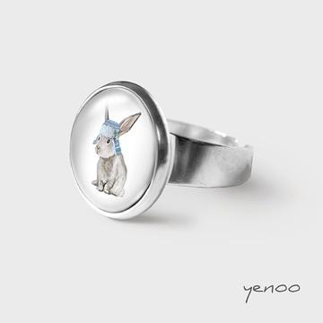 Yenoo ring - Hare