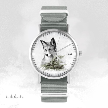 Watch - Fox, Grey, nato