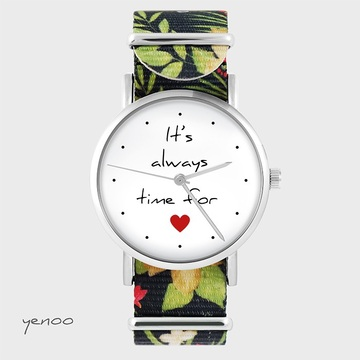 Watch -  It`s always time...