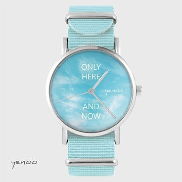 Watch - Here and now, Blue,...