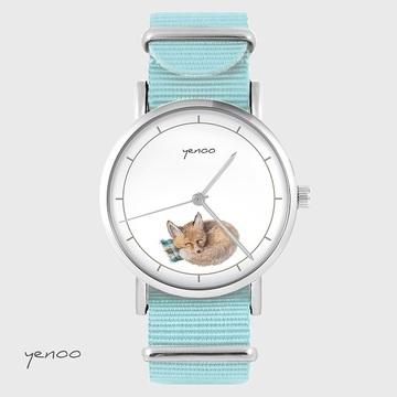 Watch - Little fox, Blue, nato