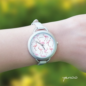 Watch - Flamingos