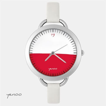Watch - Polish flag
