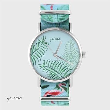 Watch - Jungle leaves -...