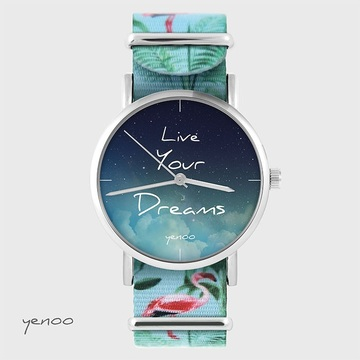 Watch - Live Your Dreams -...