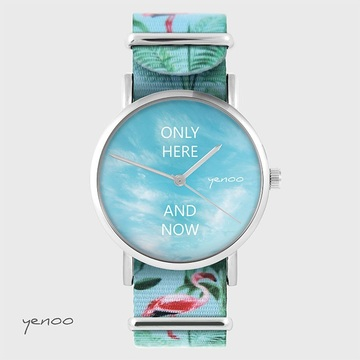 Watch - Only here and now -...