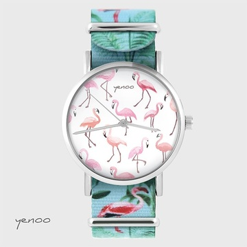 Watch - Flamingos -...