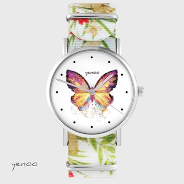 Watch - Butterfly -...