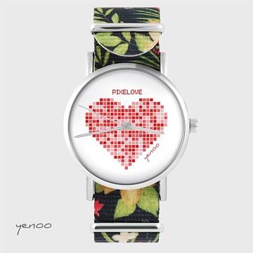 Watch - Pixelove heart -...