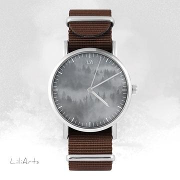 Watch - Wild life - brown,...