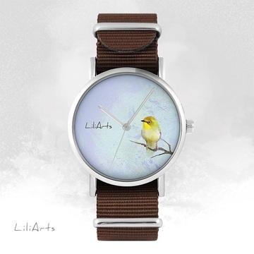 Watch - Yellow bird -...