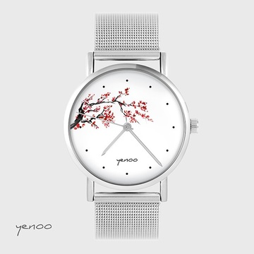 Watch - Cherry blossoms -...