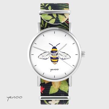 Watch - Bee - black,...