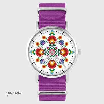 Watch - Folk mandala -...