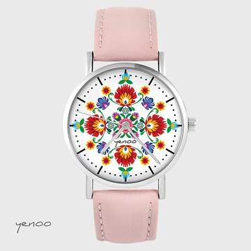 Yenoo Watch - Folk mandala...