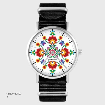 Watch - Folk mandala -...