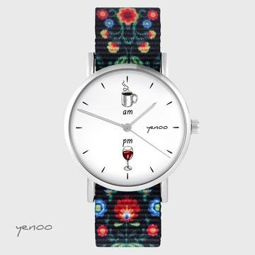 Yenoo watch - Coffee and...