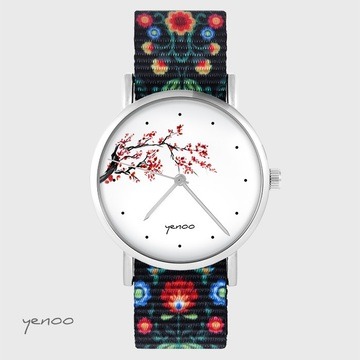 Yenoo watch - Blossoming...