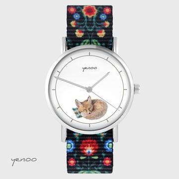 Zegarek yenoo - Lisek -...