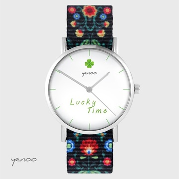 Yenoo watch - Lucky time -...
